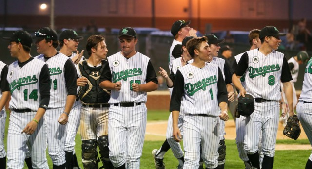 Dragon Baseball swept by Hebron in area round