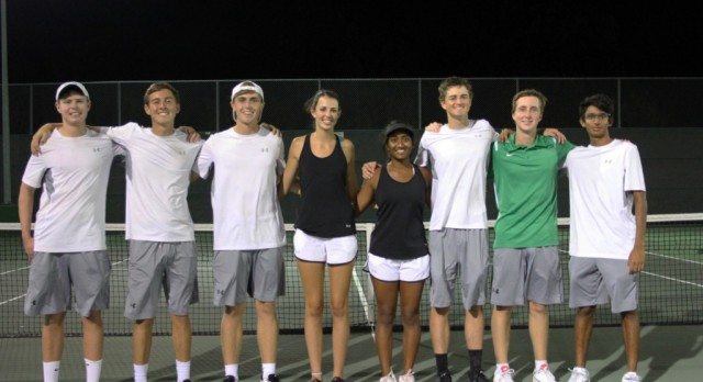 Dragon Tennis serves up another dominating win