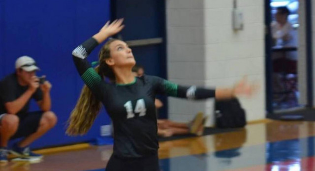 Lady Dragon Volleyball sweeps away another