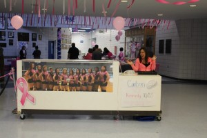 lobby pink out