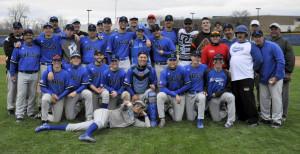 alumni baseball game 2017