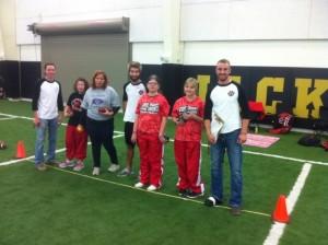 Athlete Volunteers - 2