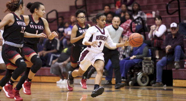 Lady Bearcats beat Wichita Falls for Second District Win