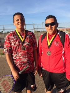 Tennis (Joel & Isaiah)