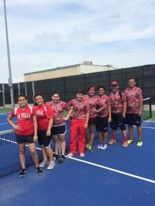 Team Tennis Pic