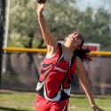 04-17-2017 Boys and Girls Shot Put Action from River Forest