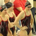 Action Shots from the Columbus North Meet