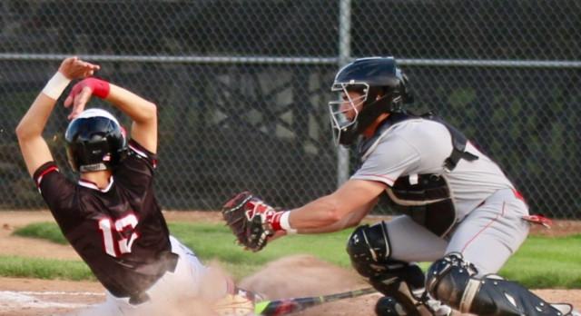 NC Baseball Splits with Center Grove