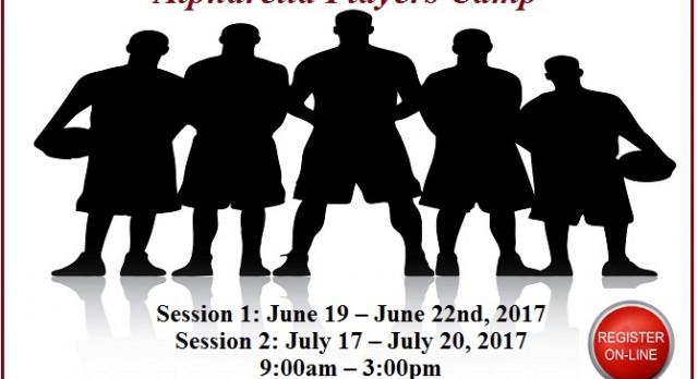Men's Basketball Announces Players Camp