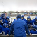 JV hockey at Menominee-Marinette, 12/6 and 12/7/2013