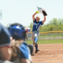 CHS Softball vs Manistique, District Playoff, 5/28/2014