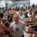 Calumet varsity Volleyball vs Houghton, 10/21/2014