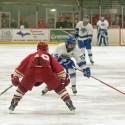 CHS varsity hockey vs Hancock, 11/28/2015 (game 2 Copper Island Classic)