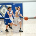 Girls JV basketball vs Ishpeming, 12/22/2015