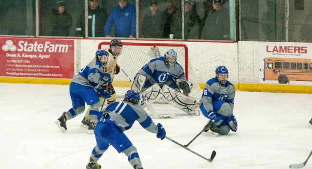 Three Copper Kings Named To Hockey All-State Teams
