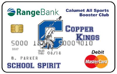 Booster Club Announces Debit Card Offering