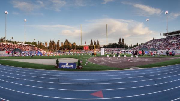 2016 USATF Junior Outdoor Championships - California Blue Track