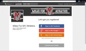 miles for mv
