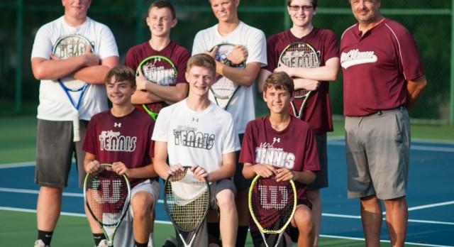 IHSAA Boys Tennis Pairings Released!