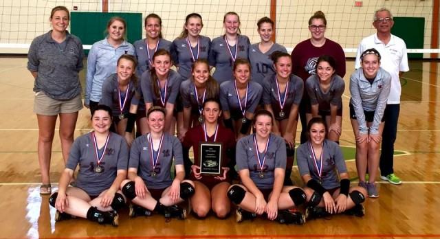 Lady Wildcats Volleyball Wins Vincennes Invite, now 8-1 on the season