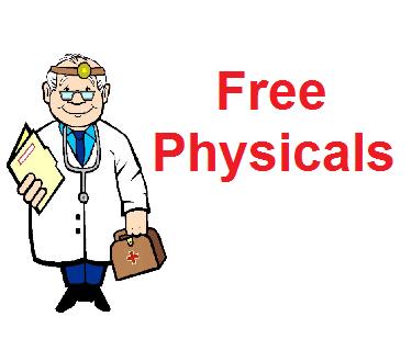 Free Physical Night at MVHS