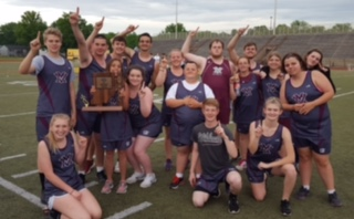 Congratulations to Unified Track