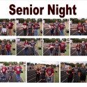 2017 Football Senior Night