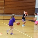 Girls Youth Basketball Clinic – Day 3