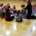 Girls Youth Basketball Camp – Day 1