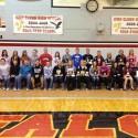 Fall Sports Special Award Winners