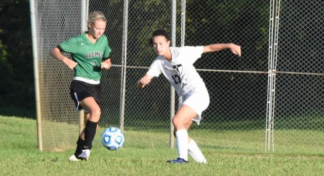 Girl's Soccer Loses 1st Game in Argos Invite
