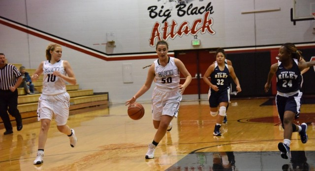 Lady Falcons Stumble on the Road in Loss to Elkhart Central