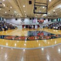 Girl's Sectional Final Gym Picture