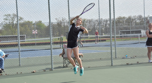 Tennis Loses a Tight Match to Jimtown