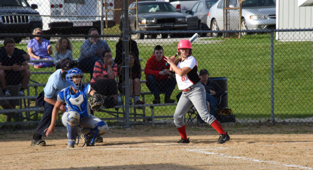 Softball Loses to Culver Military