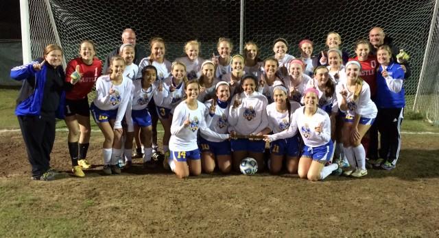 Girls Soccer Regional