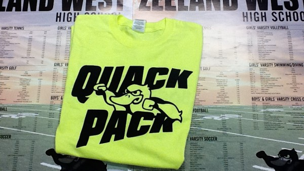 QuackPack shirt