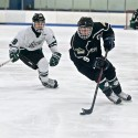 Jenison-Zeeland United vs Forest Hills Central Hockey Photos