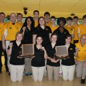 Boys & Girls Bowling Conference Championship Photo