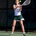 Zeeland West Girls Tennis vs Zeeland East Photos