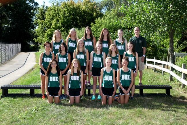 CC girls team