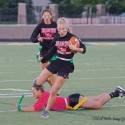 Girls Powderpuff Football Photos:  Juniors vs Seniors