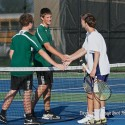Zeeland West vs Hastings Boys Tennis Photos