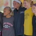 Zeeland West Girls Varsity Cross Country OK-Green Conference Meet Photos