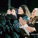 Zeeland West Sideline Cheer vs Stevensville-Lakeshore Photos