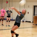 More Summer Volleyball Camp Photos