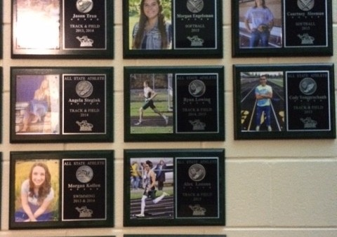 All State Plaques 14-15