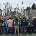 Zeeland Lacrosse Sticks all up Night