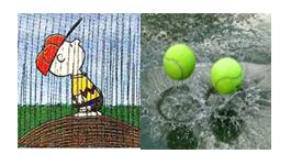 Rain-Baseball & Tennis