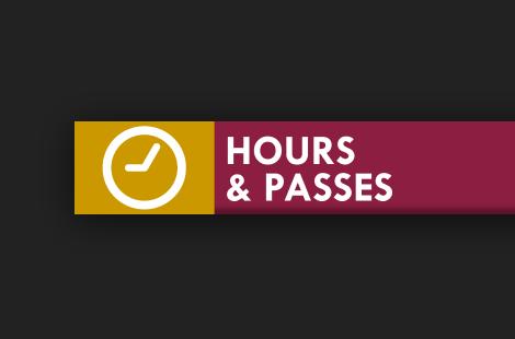 Office Hours & Season Passes